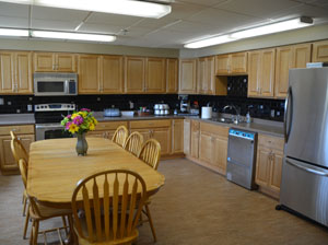 SC Community Room Kitchen