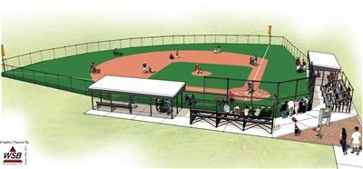 Miracle Field Graphic