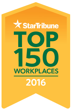 Top 150 Workplaces 2016