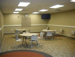 Community Center Lounge