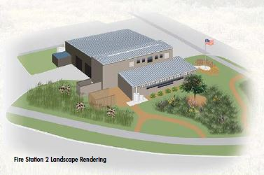 Fire Station 2 Rendering