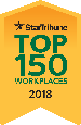 2018 Star Tribune Top Workplaces