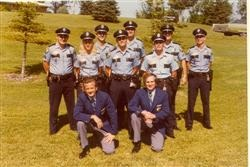 1970s-era Police Officers