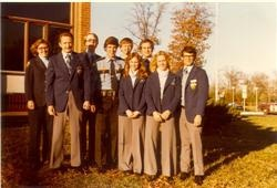 1970s-era Police Department Civilian Staff