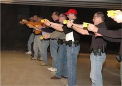 In 2007 after extensive research and training, the department's officers began carrying TASERs as a tool to minimize the risk of injury to officers and suspects.