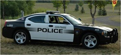 In 2006 the department began adding Dodge Charger squad cars to its fleet.