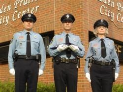 In 2004 the Police Reserves began serving as a Color Guard, raising and lowering the flags on all city buildings.