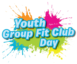 Youth Group Fit Club Day