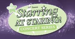 starring or staring