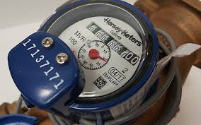 sample water meter image