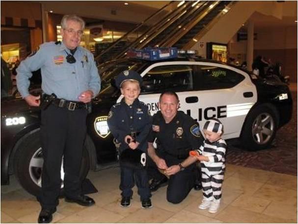 Eden Prairie Center Halloween 2020 Halloween at the Mall Oct. 31 | Police Department Blog | City of