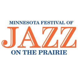 Jazz on the Prairie logo