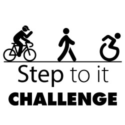 Step to It Challenge logo